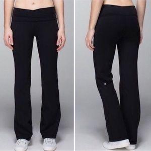 Lululemon Astro Yoga Pant Leggings Regular Black